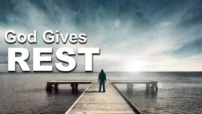 God-Gives-Rest