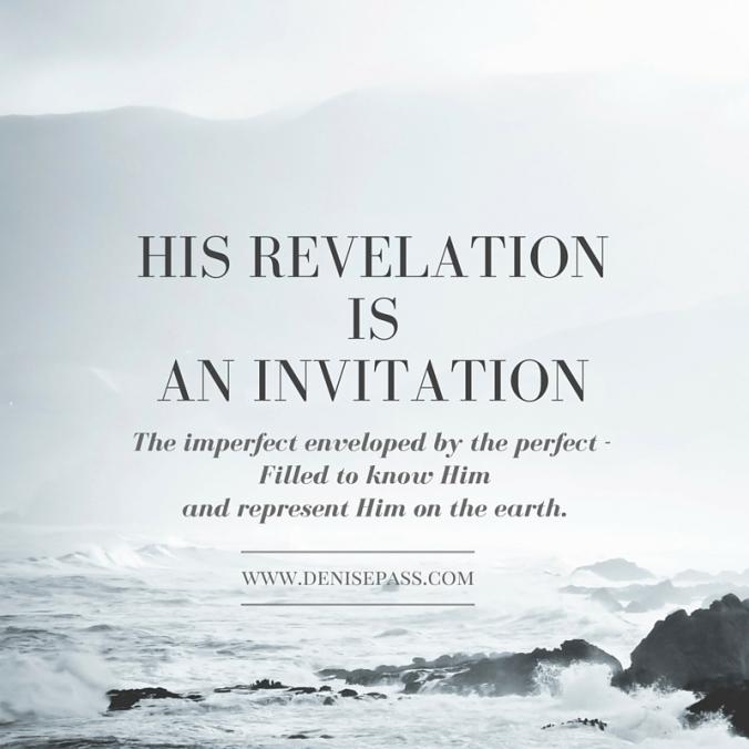 His Revelationisan invitation (1)