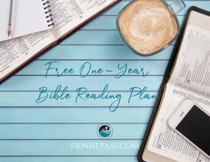 Bible Reading Plan Sign Up (2)